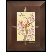 Настенные часы Сакура