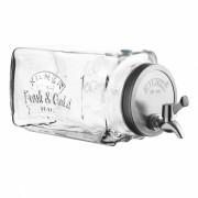 Диспенсер для холодных напитков 3л в подарочной упаковке