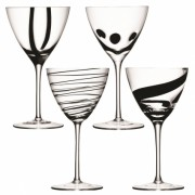 Набор из 4 бокалов для вина Jazz, 420 мл