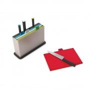 Набор разделочных досок с ножами Index™' with knives серебристый