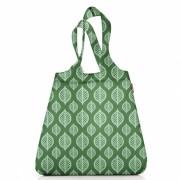 Сумка складная Mini maxi shopper green leaves