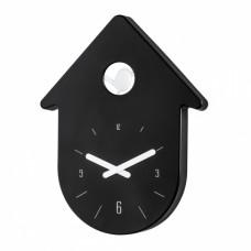 Часы настенные TOC-TOC, чёрно-белые