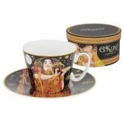Чашка с блюдцем Медицина (Г.Климт)