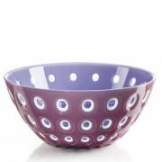Салатница Le Murrine 25 см фиолетовая